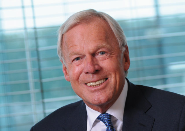 Michael Wilson, CBE